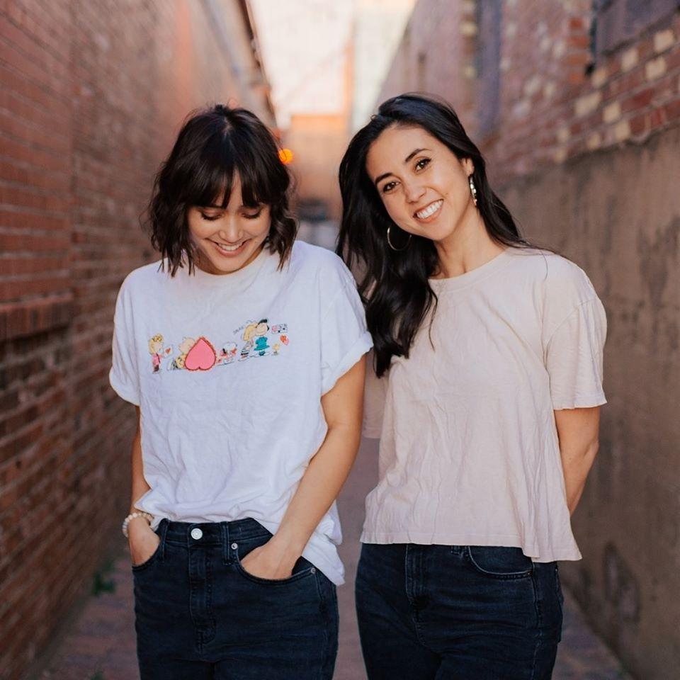 Dia (links) und Meg (rechts)