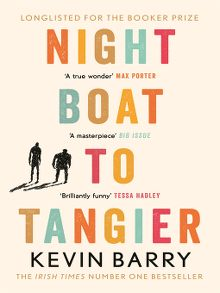 "Buchcover zu ""Night Boat To Tangier"" von Kevin Barry aus OverDrive"