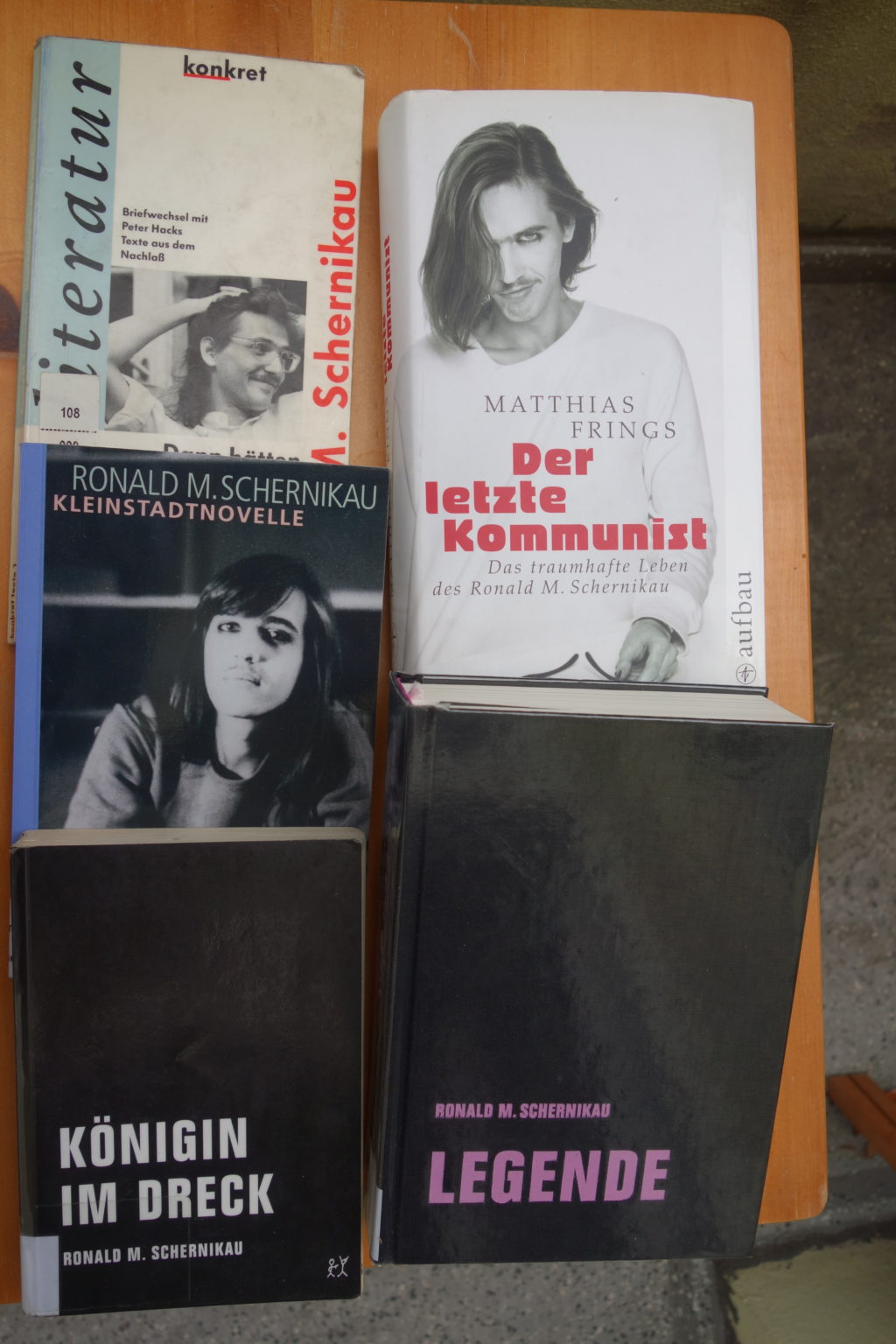 Bücher von Schernikau