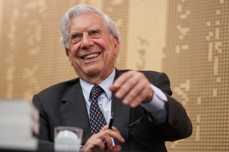Foto von Mario Vargas Llosa