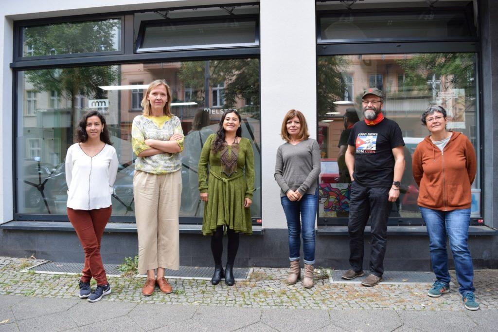 Ein Bild des Teams von MigraUp
