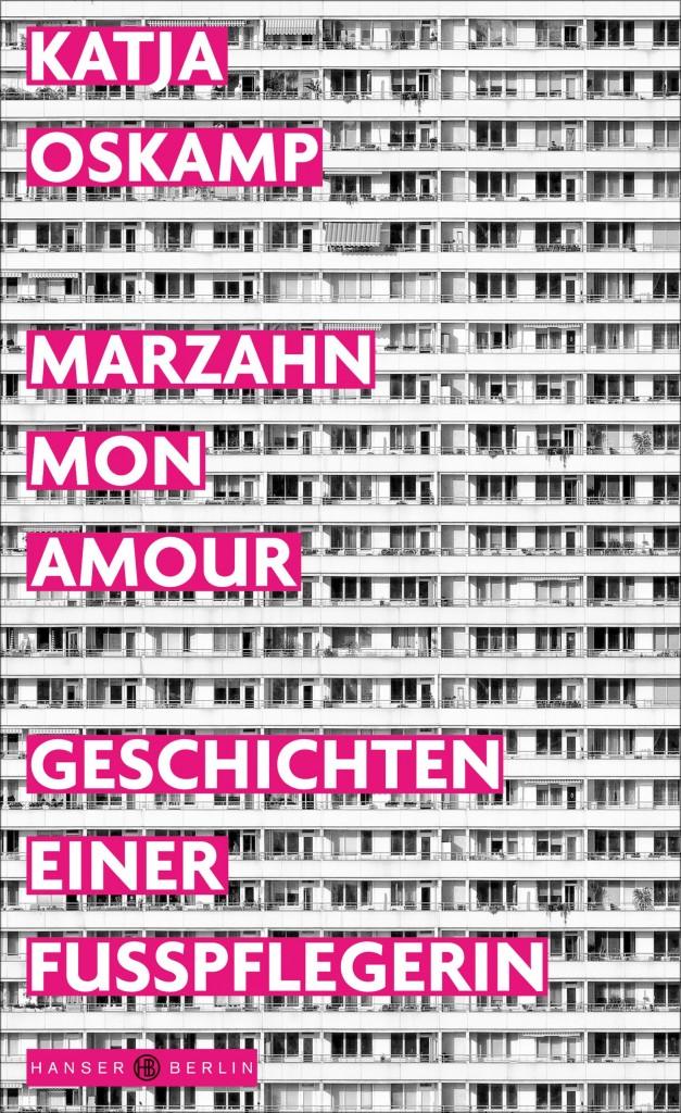 Cover des Buchs Marzahn mon amour